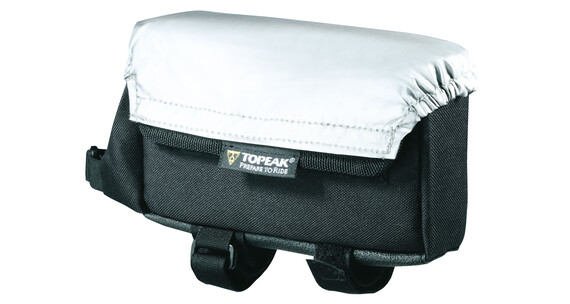 Topeak TriBag All Weather fietstas Large wit/zwart
